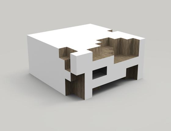 3D e RENDER PIXX